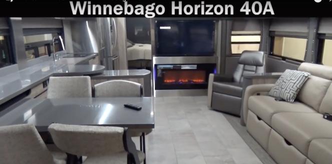 winnebago horizon 40A rv
