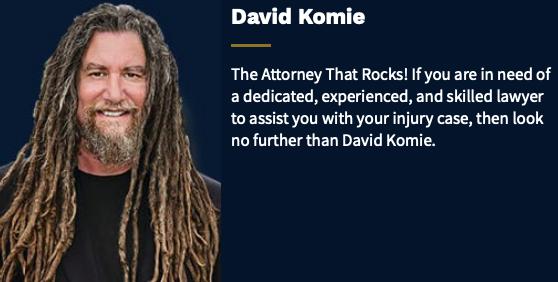 attorney who rocks